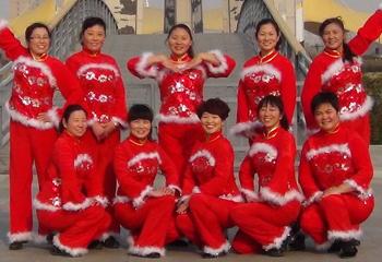 青儿广场舞