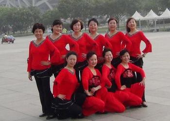 北京灵子广场舞