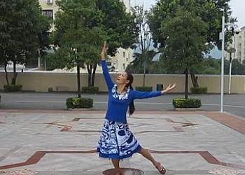 白雪娟子广场舞