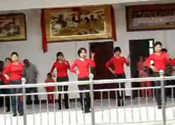 邹家广场舞