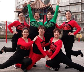 珍儿广场舞