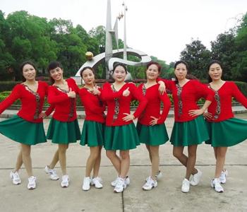 艺高高广场舞